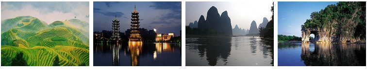 Guilin, China (pictures obtained on ADMA website)