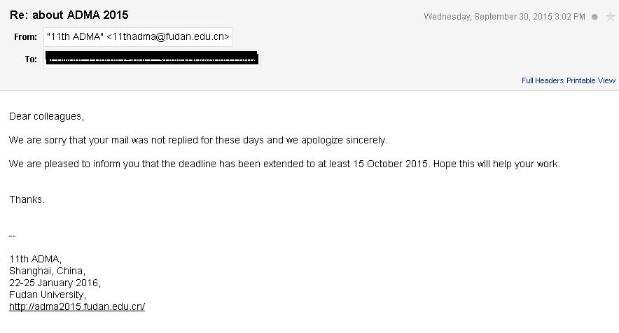ADMA 2015 email
