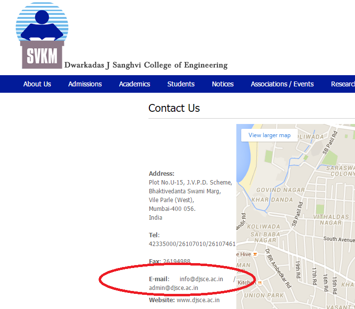Plagiarism at the dj sanghvi college of engineering plagiarism