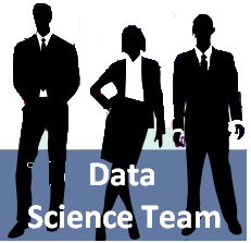 A data science team