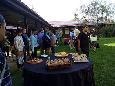 DEXA 2016 reception
