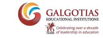 Galgotias college plagiarism