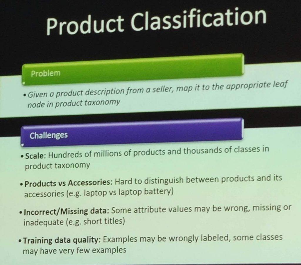 pakdd amazon product classification