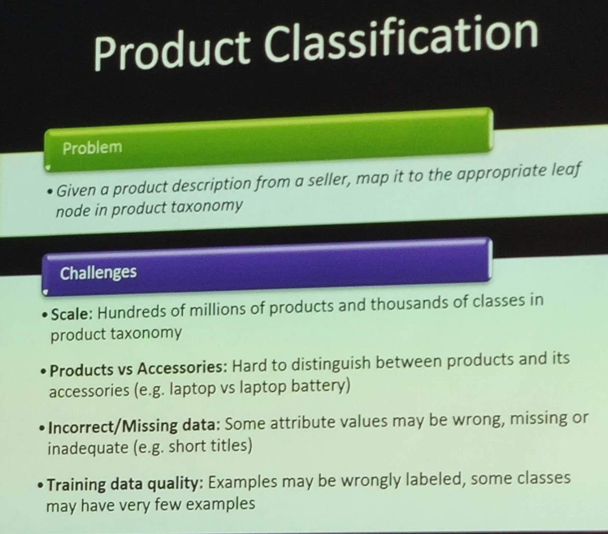 pakdd amazon product classification