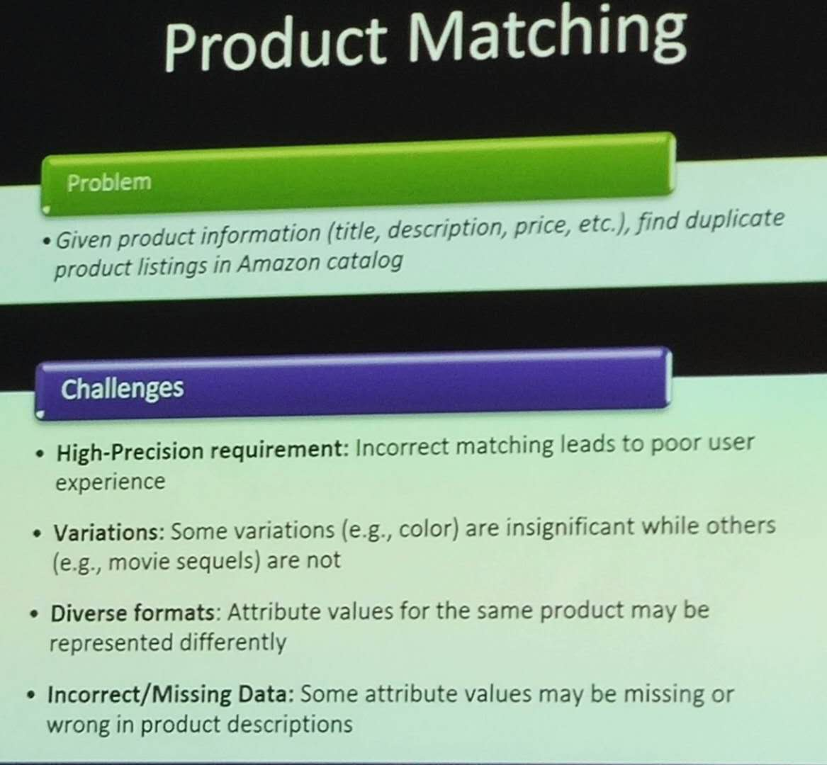 pakdd product matching