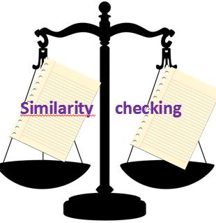 similarity checking