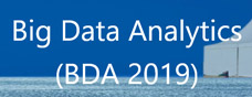 BDA 2019 big data analytics