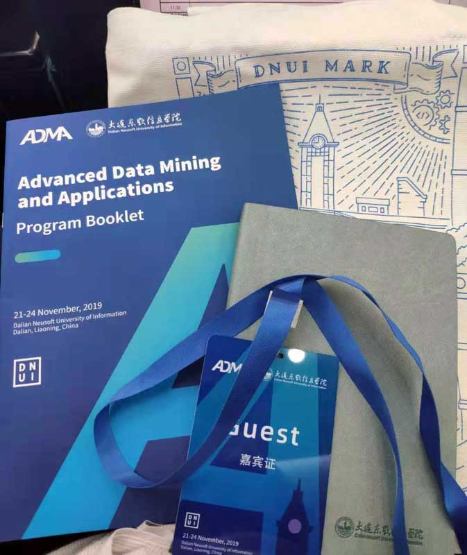 ADMA 2019 proceedings bag program