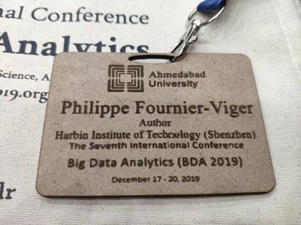 bda conference badge