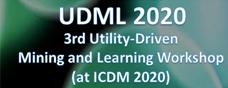 UDML 2020: Utility Driven-Mining Workshop