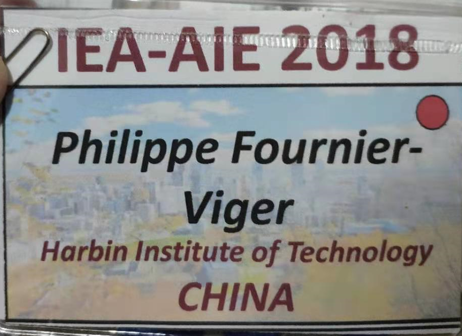 iea aie 2018 conference badge
