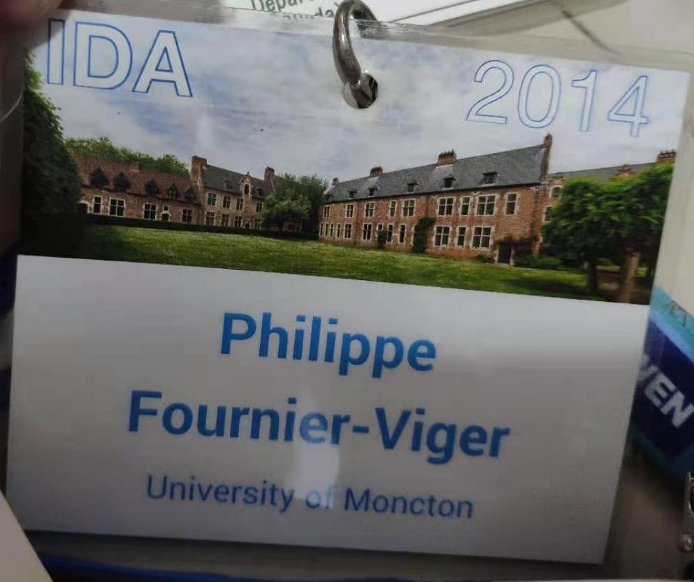 ida 2014 conference badge