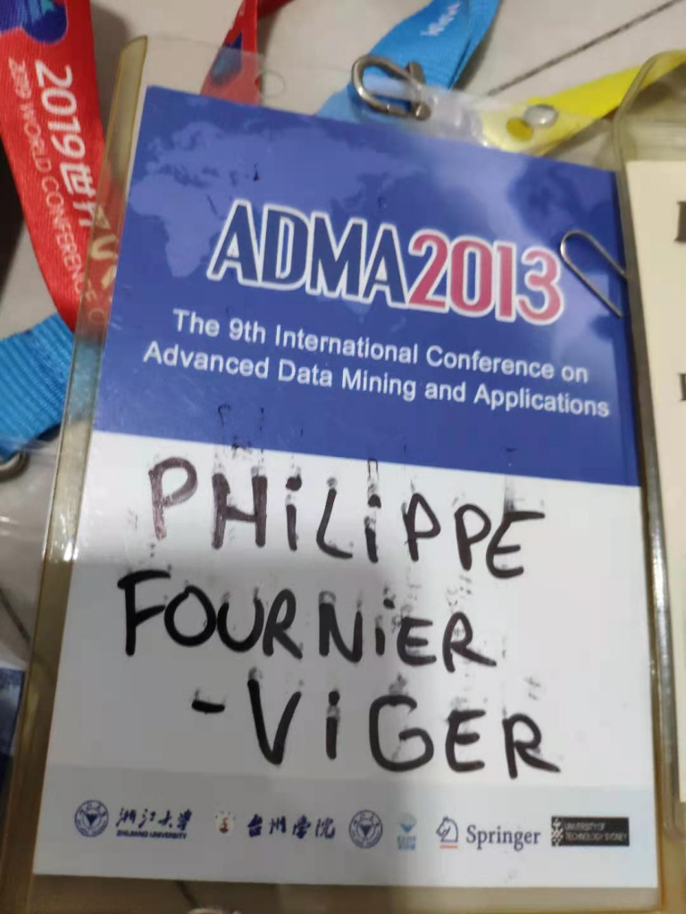 adma 2013 conference badge