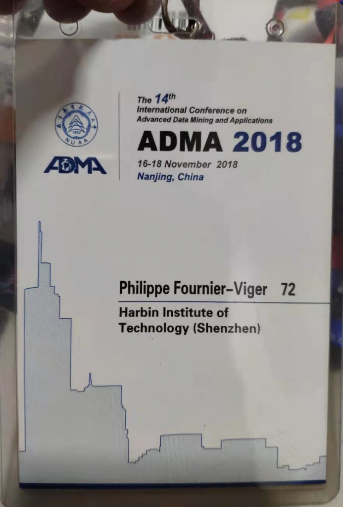 adma 2018 conference badge