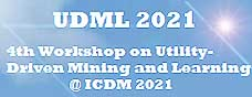 UDML 2021 at ICDM 2021 workshop