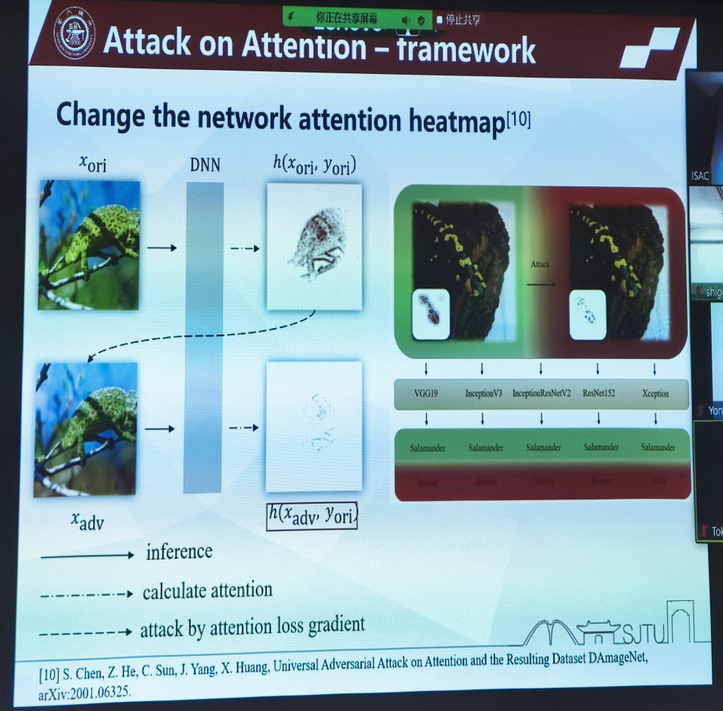 adversarial attack deep learning