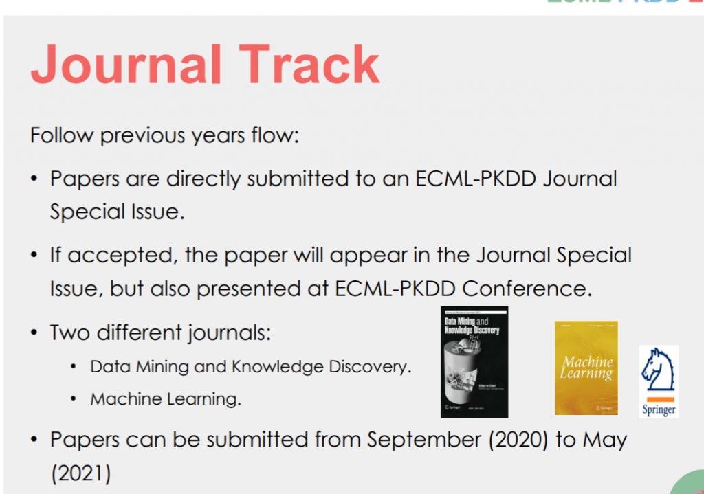 pkdd journal track